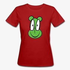 Lilly - Der Frosch Tshirts Online, Shop Now, Shirt Designs, Mens Tops, Shopping, Style, Fashion, Woman, Moda