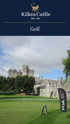 Kilkea Castle offers members a golf club with passion and soul, and we are currently inviting new members to continue in this great tradition.