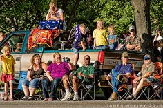 "Cache Valley Cruise-In Spectators ""Chill'in at the Cruis'in"" by James Neeley, via Flickr"