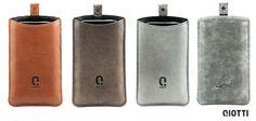 Qiotti Q.Smooth Premium Lederetui für bei www. Leather Accessories, Iphone 4s, Zip Around Wallet, Smooth, Slipcovers, Accessories, Iphone 4
