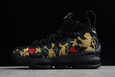 best sneakers 5718a 9421a KITH x Nike LeBron 15 Performance