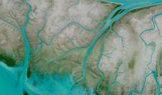 Luftaufnahmen: Natur als abstraktes Kunstwerk | Wissen | ZEIT ONLINE