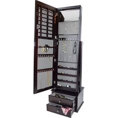 Halina Java Jewellery Armoire