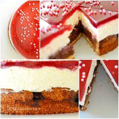 FRAU Liebstes: Rezept Schneewittchen Torte