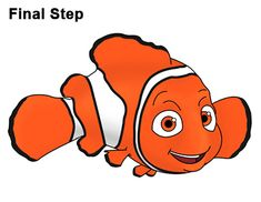 How to draw disney characters finding nemo cartoon Ideas for 2019 Art Drawings For Kids, Disney Drawings, Drawing For Kids, Cartoon Drawings, Easy Drawings, Animal Drawings, Disney Girls Room, Disney Nursery, Disney Babies