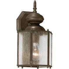 Progress Lighting P5777-20 Roman Coach 1 Light 13 inch Antique Bronze  Outdoor Wall Lantern