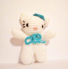(Hello) Kitty Amigurumi amigurumi  - Se ti piacciono chiedi informazioni a pepiscrochet@gmail.com