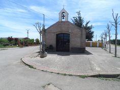 Ermita de San Roque, Calzada del Coto, #León #CaminodeSantiago #LugaredelCamino