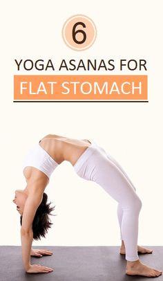 6 Best Yoga Asanas for Flat Stomach. www.vainpursuits.com