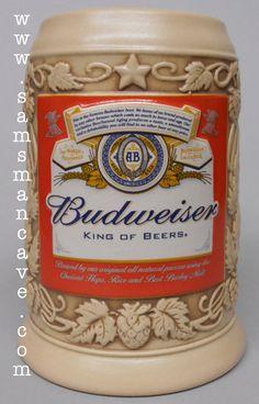 Budweiser King of Beers Mug