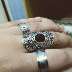 Gastando meu dinheiro com besteiras... #anel #ring