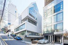 Märzhase in Seoul - Stadtteilzentrum von L'EAU design