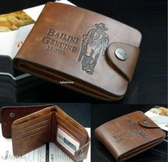 Wallets FASHLOOK BAILINI WALLET FOR MEN FASHLOOK BAILINI WALLET FOR MEN Country of Origin: India Sizes Available: Free Size   Catalog Rating: ★3.9 (6109)  Catalog Name: Classic Trendy Men's PU Leather Wallets Vol 2 CatalogID_572432 C65-SC1221 Code: 041-4039145-402