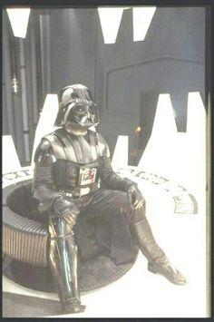 Vader's meditation chamber .... I think {8-o