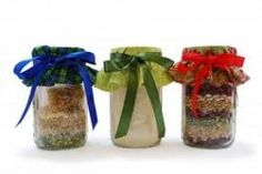 Gifts in a Jar Soup Mixes