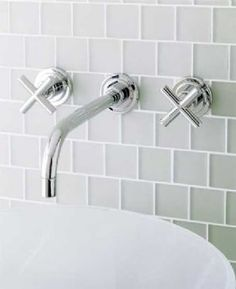 Sink Faucet, Lever Handles | Faucets, Filler and Bathroom faucets