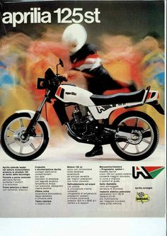 ST 125, 1982-1983
