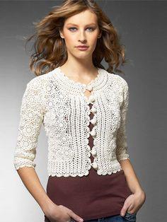 vestidos a crochet para mujer - Buscar con Google