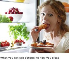If you want to go to sleep quickly, sleep through the night and wake up refreshed, how should you eat? Would carbs or protein or fat help? The answers may surprise. What you eat can definitely impact your sleep. Learn how to manage food and sleep in this blog. http://www.metaboliceffect.com/foods-that-help-you-sleep/