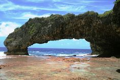 Talava Arches, Niue.