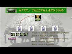 Tree Pillars