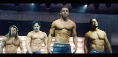 A little cold outside? Maybe this'll warm you up!! #MagicMikeXXL