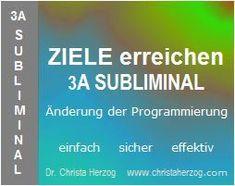 Ziele erreichen 3A Subliminals | Ziele Weather, Setting Goals, Reaching Goals, Deutsch