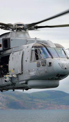 EH-101 Merlin, transport helicopter, Italian Navy