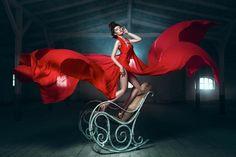 Libra: Photo by Photographer I Dani Conceptual Photography, Fashion Photography, Inspiring Photography, Color Photography, Red Fashion, Fashion Dresses, Fashion Shoot, Style Fashion, Fashion Ideas