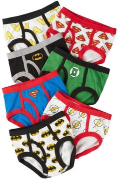 Little Boys superhero underwear - Bing images | Underwear ...