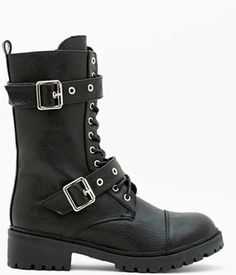 03e4bed50353 Lars Combat Boot Black Combat Boots
