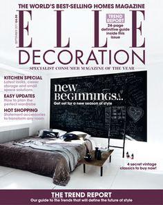 Elle Decor On Pinterest Elle Decor Decoration And Magazines