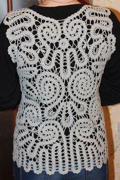 View album on Yandex. Bobbin Lace Patterns, Lace Knitting Patterns, Crochet Lace, Crochet Stitches, Bruges Lace, Crochet Clothes, Free Pattern, Sewing, Women