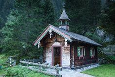 Raadsel Zillertal Kapelle