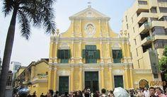 St. Dominics Church, Macau