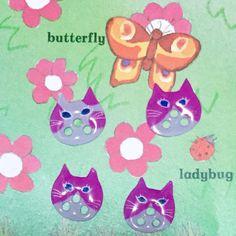 cat button ねこ ボタン 猫 ハンドメイド handmade