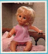 No One Loves Me, Pyjamas, Pale Pink, Lace Trim, First Love, June, Colour, Dolls, Sewing