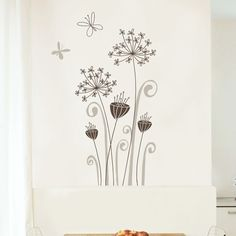 cute wall decals - easy decorating