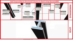 """To add fireproofing to structural columns just add the nodes below to any Revit project that has """"W"""" column sections contained within it.  ..."""