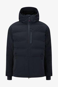 3475d447c0 Blade Down ski jacket in Blue for Man