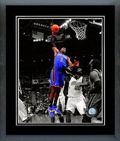531d58c14d2f Amare Stoudemire Framed With double black matting Ready To Hang- Awesome Nba  Sports