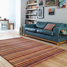 Debenhams Brown 'Joseph Spice' rug- at Debenhams.com