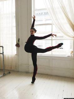Bailarina embarazada: las fotos de Mary Helen Bowers celebrando la evolución del cuerpo