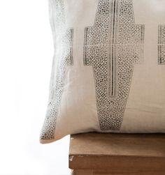 Susan Connor for Mavenhaus Collective Vahna Rectangle Cushion - Mavenhaus Collective