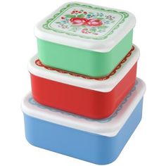 sandwich boxes. I am totally psychotic over little bento type portable food storage containers. I love them in a way that is completely unwholesome.