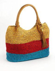 http://www.shopstyle.com: STRAW STUDIOS Woven Hobo Bag