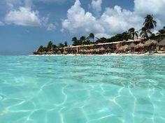 Tamarijn Aruba All Inclusive: View from the Sea