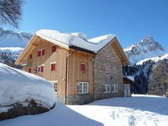 Rifugio Contrin  Dolomiti Italia