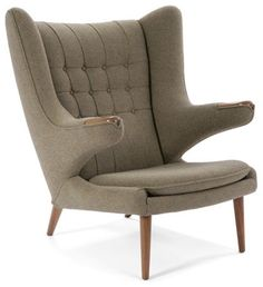 Wegner's Papa Bear Chair