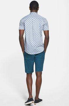 7 Diamonds 'Electra' Short Sleeve Sport Shirt | Nordstrom